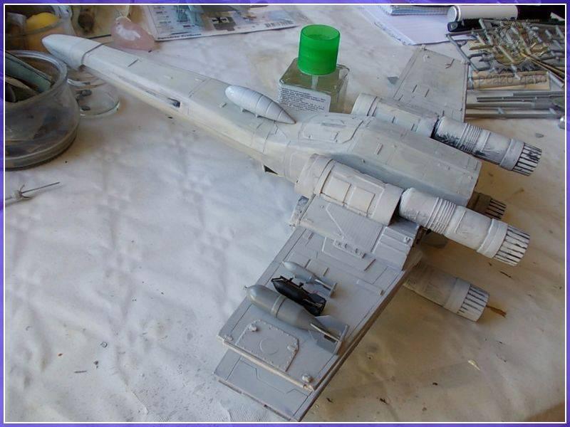 X-Wing del 4º Reich 5X-WING4reichpeazo-gato