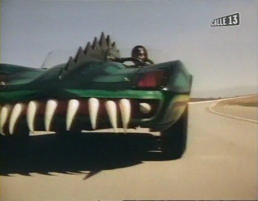 El diablo sobre ruedas. Cochaco