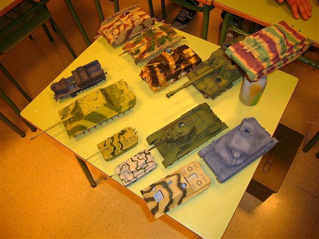 Fotos , 2º curso 2012 (vehiculos militares), AIME P1100838Small