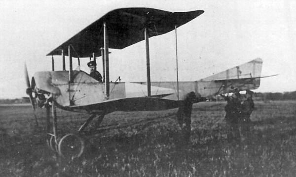 Sikorsky S-XVI , 1916 VGFG