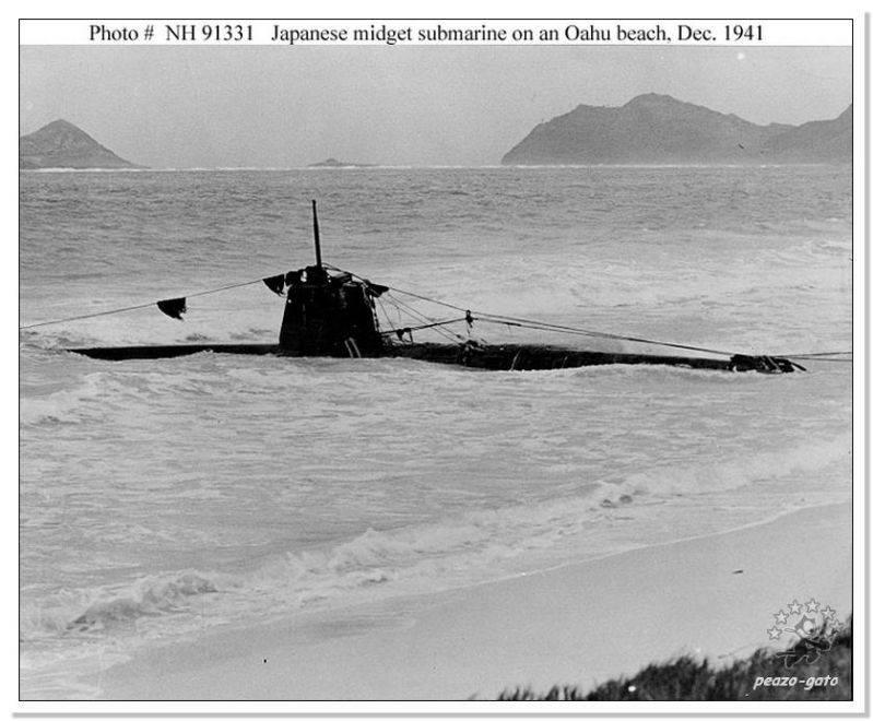 HA-19 Type A , Pearl Harbor (fine Molds.1/72.FS2)terminado 26-05-12 H91331