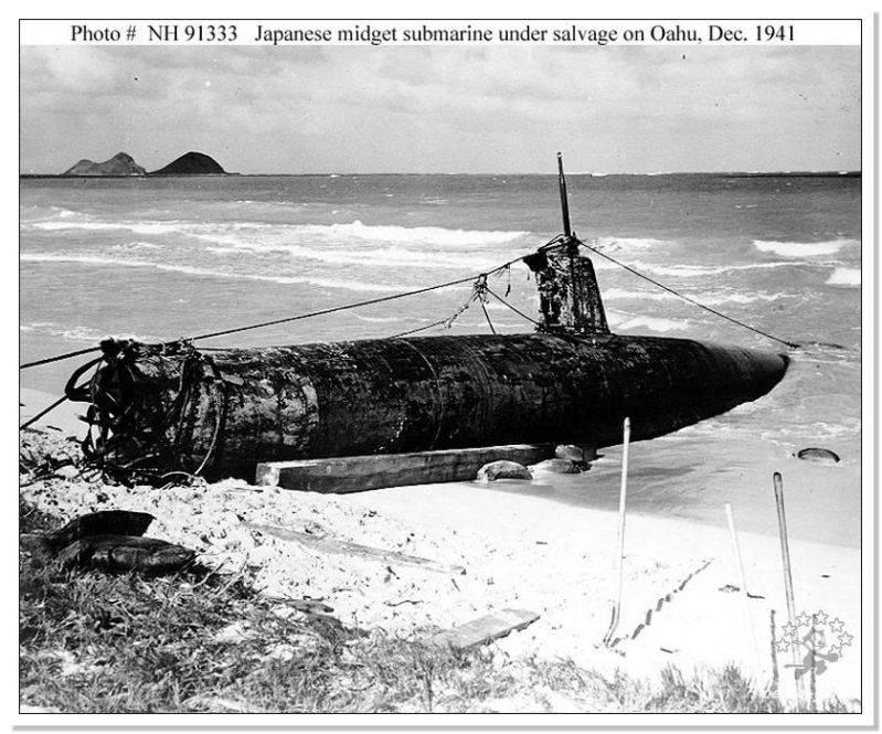 HA-19 Type A , Pearl Harbor (fine Molds.1/72.FS2)terminado 26-05-12 H91333