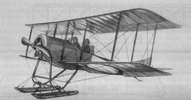 Sikorsky S-XVI , 1916 S-16-sh1p175