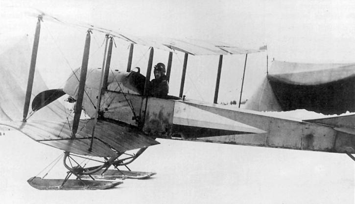 Sikorsky S-XVI , 1916 S-16