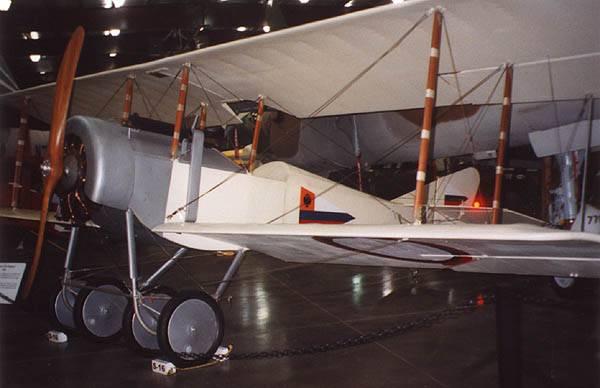 Sikorsky S-XVI , 1916 S16