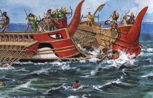 Trirreme Griega 480 a.C Trirreme_griega111