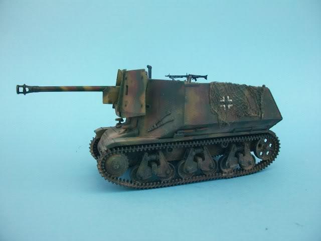 Panzerjäger 39(H) 7.5cm (Marder I ) 139Hpeazo-gato
