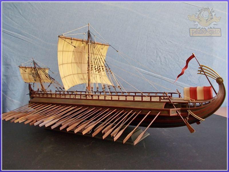 Trirreme Griega 480 a.C 193trirremepeazo-gato