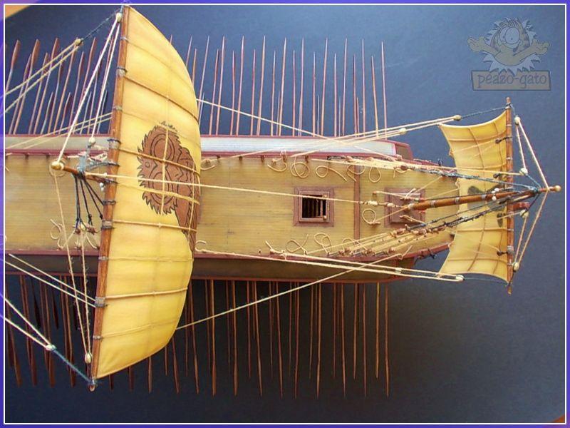 Trirreme Griega 480 a.C 197trirremepeazo-gato