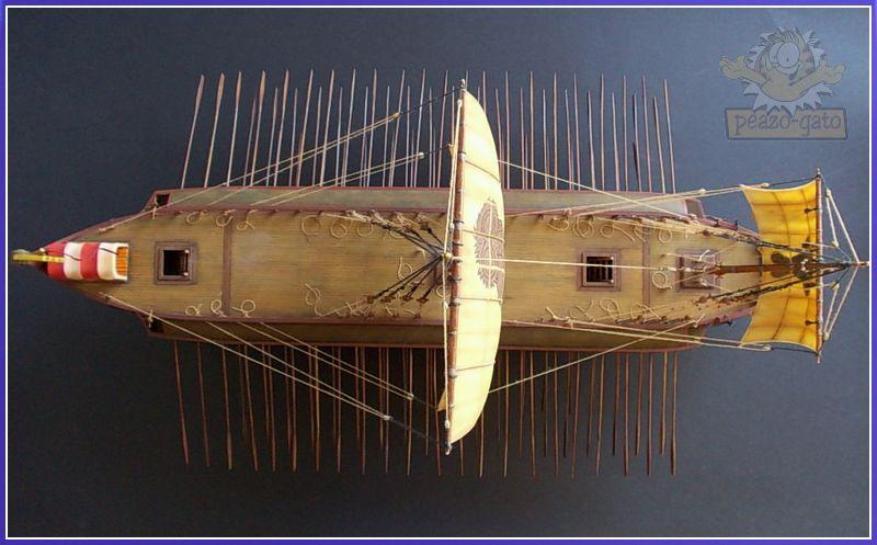 Trirreme Griega 480 a.C 198trirremepeazo-gato