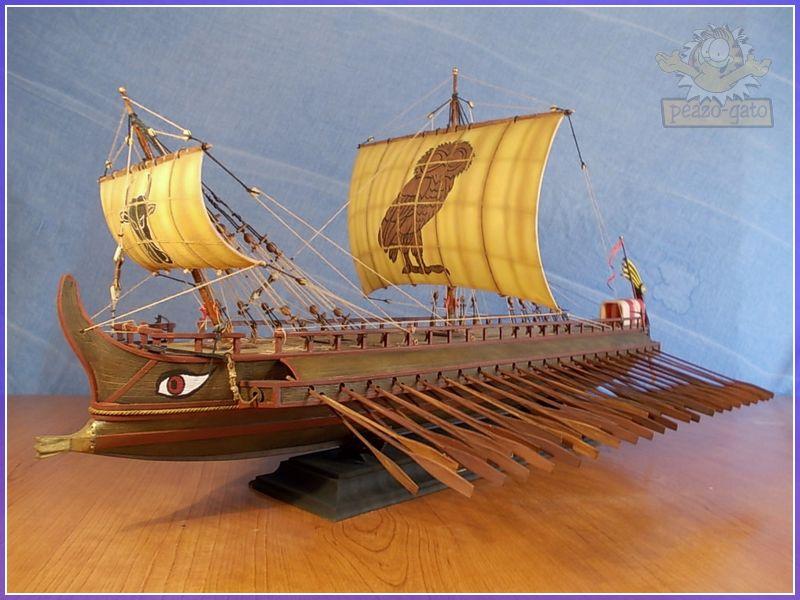 Trirreme Griega 480 a.C 199trirremepeazo-gato