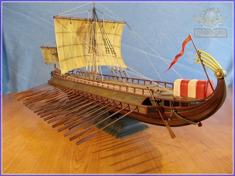 Trirreme Griega 480 a.C 201trirremepeazo-gato