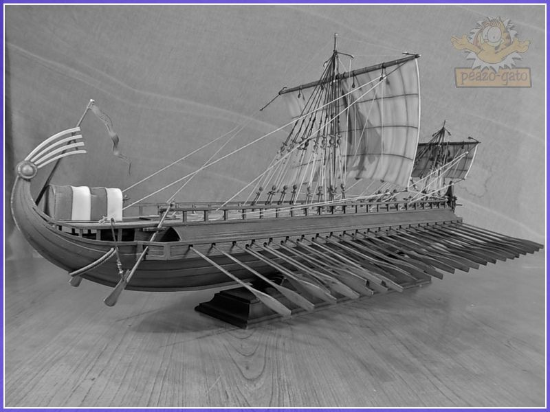 Trirreme Griega 480 a.C 203trirremepeazo-gato