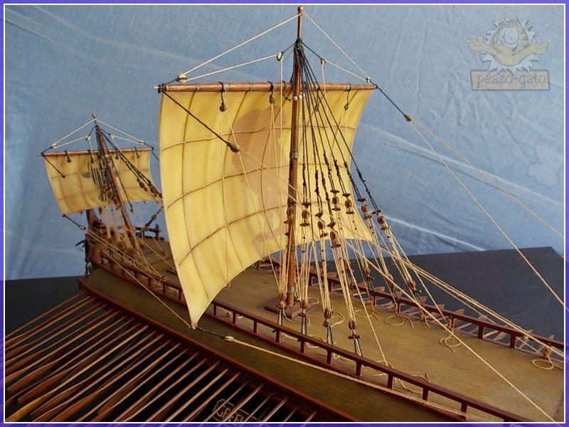 Trirreme Griega 480 a.C 205trirremepeazo-gato