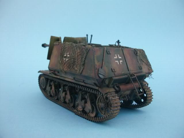Panzerjäger 39(H) 7.5cm (Marder I ) 239Hpeazo-gato
