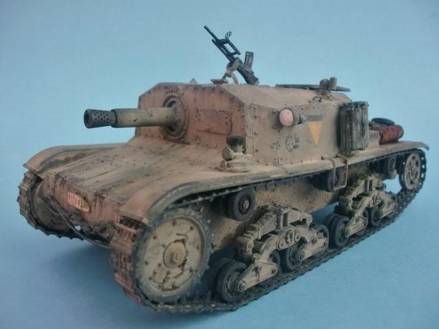 M40 75/18 SEMOVENTE , (El Alamein) 2SEMOVENTEAceroyFuegopeazo-gato