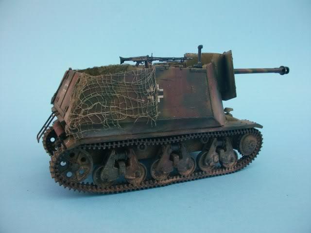 Panzerjäger 39(H) 7.5cm (Marder I ) 339Hpeazo-gato