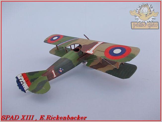 Spad XIII , E. Rickenbacker 33ordmSPADXIIIpeazo-gato_zps81bd58ed
