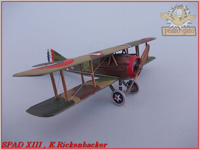 Spad XIII , E. Rickenbacker 34ordmSPADXIIIpeazo-gato_zpsd7e42af9