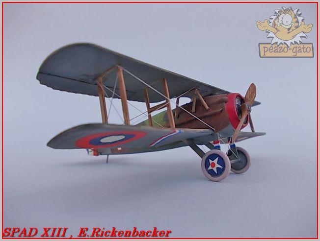 Spad XIII , E. Rickenbacker 35ordmSPADXIIIpeazo-gato_zpsc36a00c6