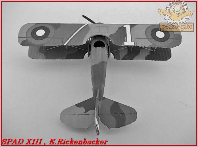 Spad XIII , E. Rickenbacker 38ordmSPADXIIIpeazo-gato_zps8030bcd2