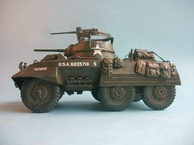 M-8 Greyhound 3M-8Peazo-gatoAceroyFuego