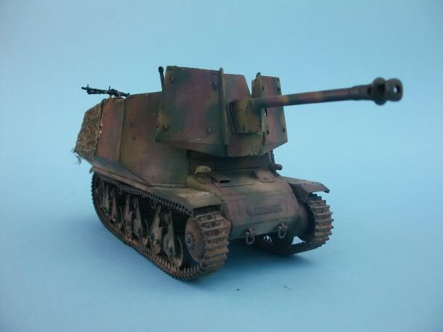 Panzerjäger 39(H) 7.5cm (Marder I ) 439Hpeazo-gato