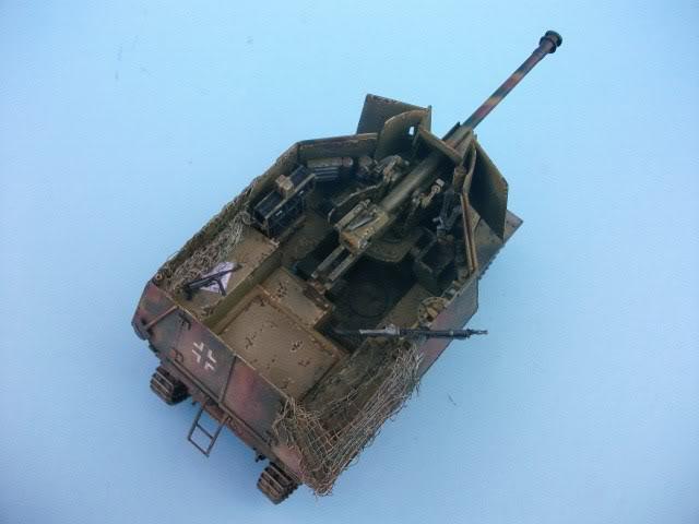 Panzerjäger 39(H) 7.5cm (Marder I ) 539Hpeazo-gato