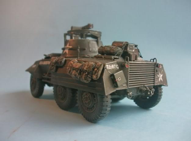 M-8 Greyhound 5M-8Peazo-gatoAceroyFuego
