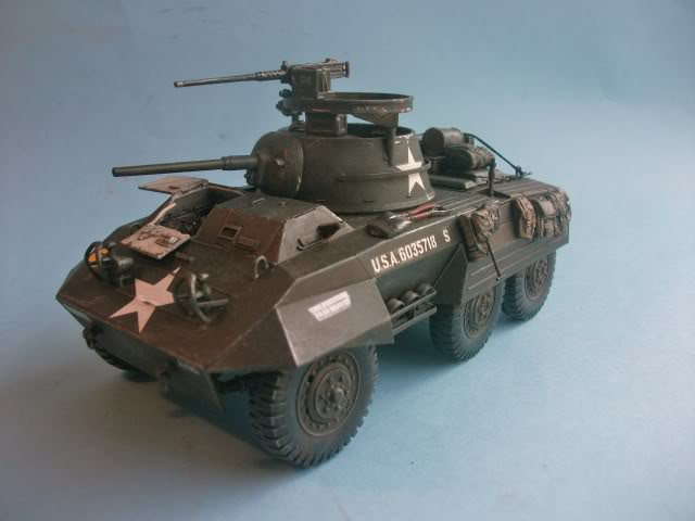 M-8 Greyhound 6M-8Peazo-gatoAceroyFuego