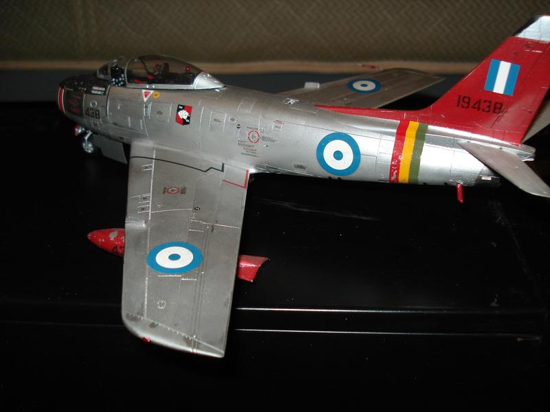 F-86 1/48 academy Aμερικανικο Κορέα 1953,  Ελληνικό Βασιλική Αεροπορία 1954 DSC00022_zpsf40k8exc