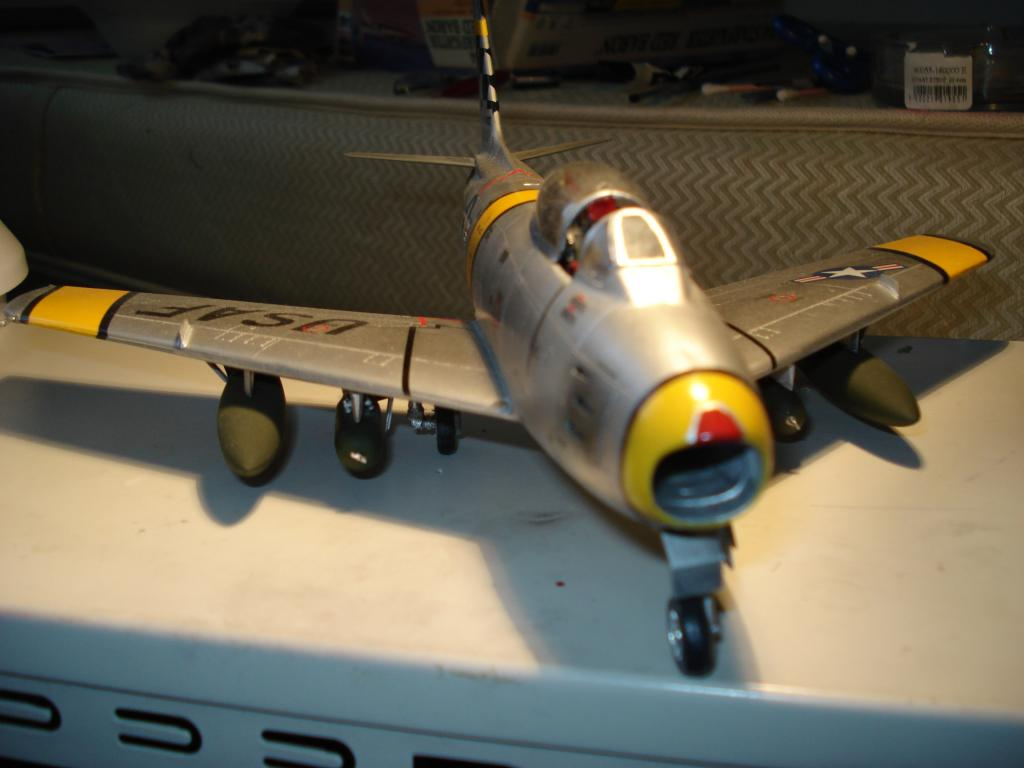 F-86 1/48 academy Aμερικανικο Κορέα 1953,  Ελληνικό Βασιλική Αεροπορία 1954 DSC05425_zps4ebbb29d
