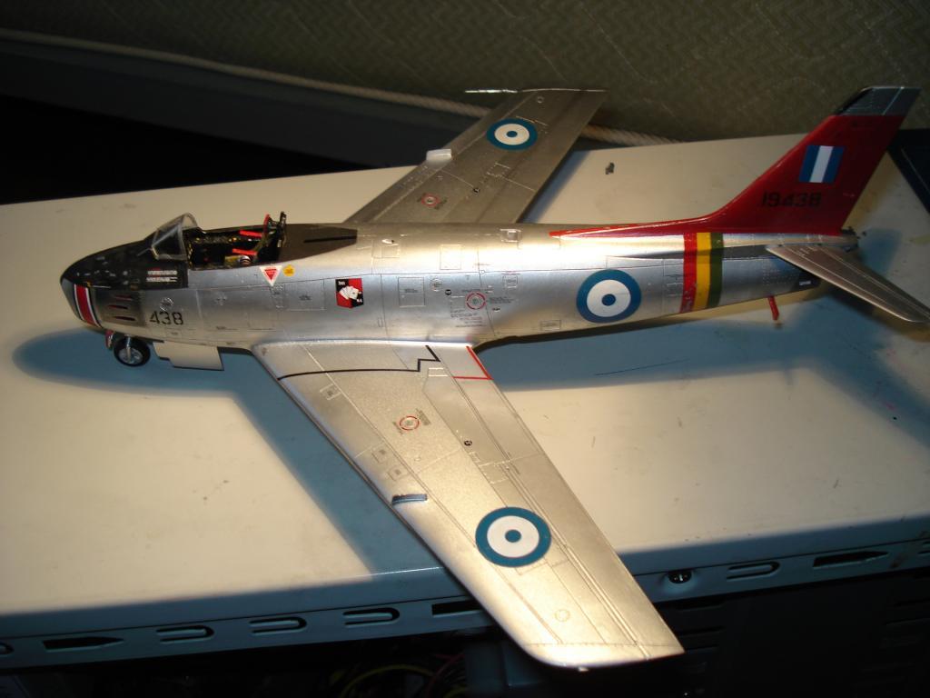 F-86 1/48 academy Aμερικανικο Κορέα 1953,  Ελληνικό Βασιλική Αεροπορία 1954 DSC05429_zpsf9f82e42