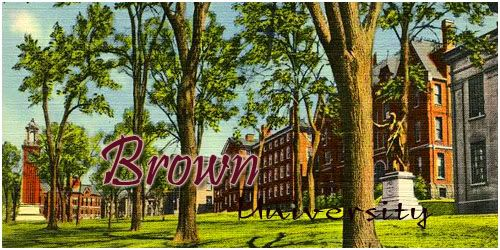 Brown University  2nqto1y