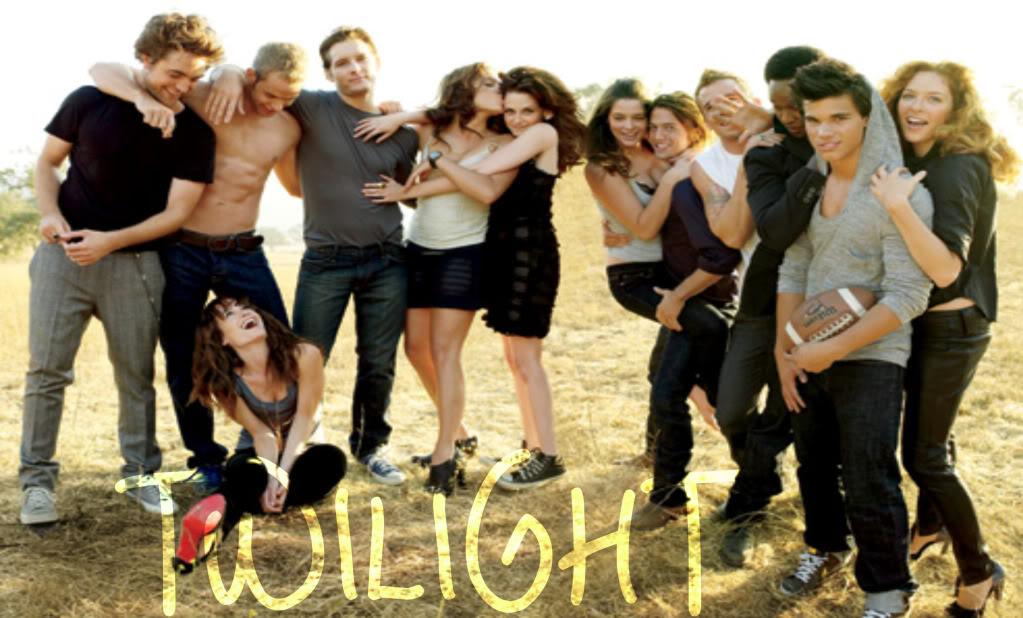 Twilight...una historia de amor!