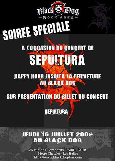 Soirée spécial Sepultura au Blackdog le 16 juillet 2009-07-16-SpecSEPULTURA-1