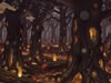Bosque de luces