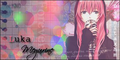 Diani's Sweet Desings~ My world pink <3 Luka