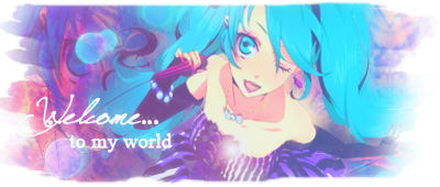Pash se presenta owo Welcometomyworld
