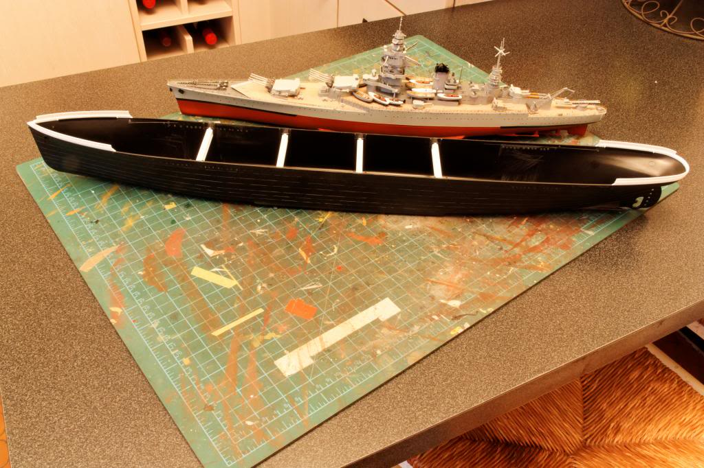 Titanic 1/400 academy par Tamiya 94 IMG_3134