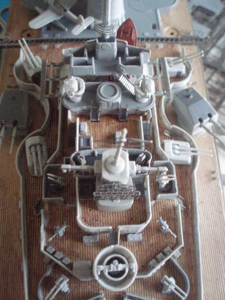 bismarck 1/350 revell P1010371