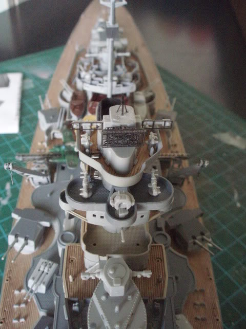 bismarck 1/350 revell - Page 2 P1010402