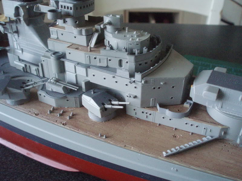 bismarck 1/350 revell - Page 3 P1010411