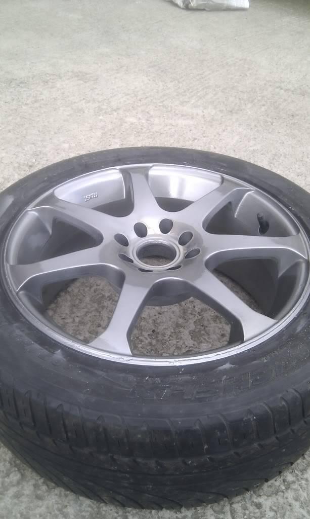 BK Eclipse 16'' alloys with tyres, gunmetal grey IMAG0307