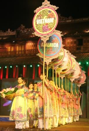 Áo dài | アオザイ FestivalHue
