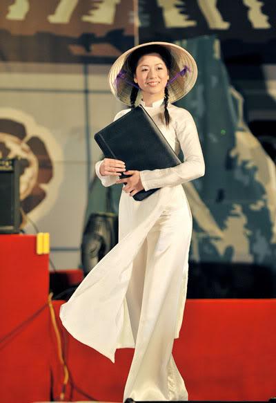 Áo dài | アオザイ Aodai-kimono