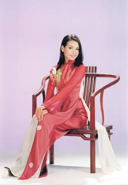 Áo dài | アオザイ Chandung