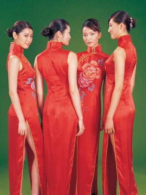 Xường xám   旗袍   チャイナドレス   Cheongsam 518905c2960dbc12e4dd3b14