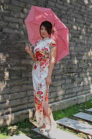 Xường xám   旗袍   チャイナドレス   Cheongsam 5ab916351ac667175ab5f57a