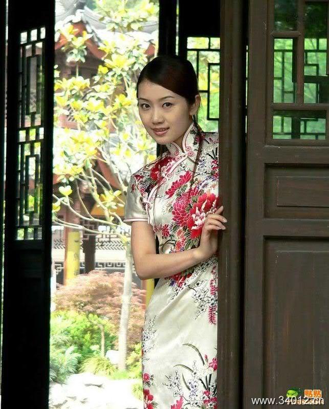 Xường xám   旗袍   チャイナドレス   Cheongsam 5df29e0725b52eeb7a89472b